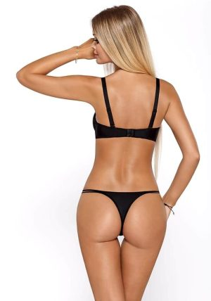 Cassi String black - Back - Pari Pari By Valerie