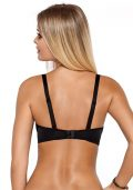 Elegant Cassi Push-up BH & Brazilian Sort Blonde – Zoom bak Push-up bh – Pari Pari – Lingerie Sett By Valerie