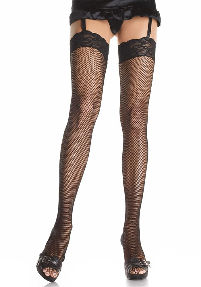 Fishnet Stockings sort - Back - Leg Avenue By Valerie