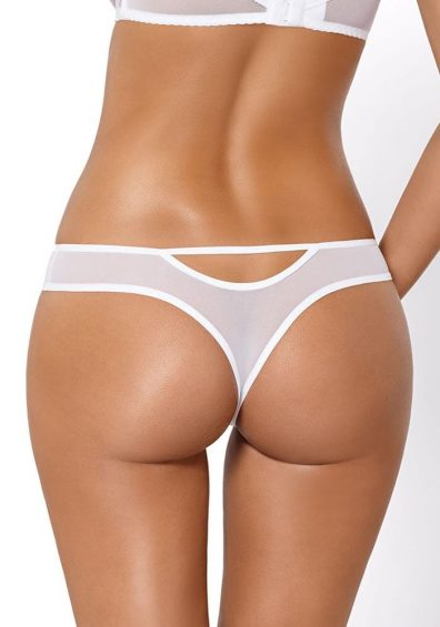 Abby String hvit – Back – Pari Pari By Valerie