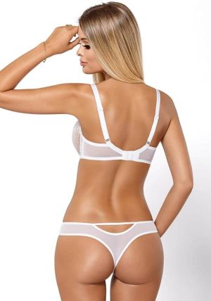 Abby String white - Back - Pari Pari By Valerie