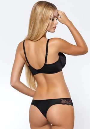 Cleo String black - Back - Pari Pari By Valerie
