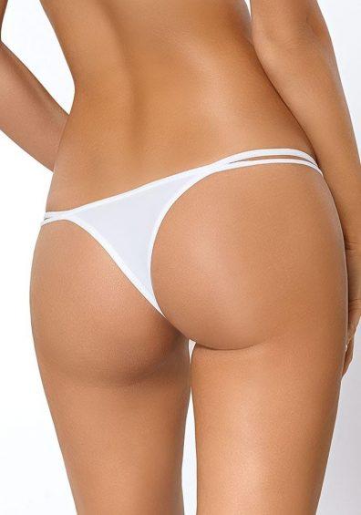 Sari String hvit – Back – Pari Pari By Valerie