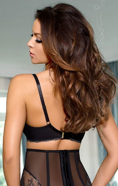 Rhone Soft Balconette sort - Back - Axami By Valerie
