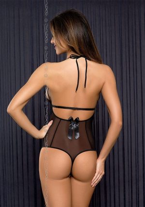 Irresistible Body black - Front - Axami - Lingerie By Valerie