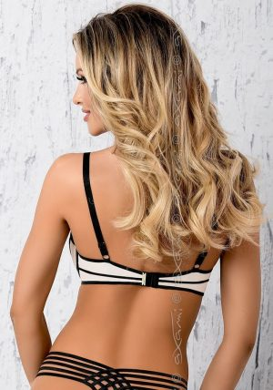 Zephyr Push-up BH beige-nude-no-2 - Back - Axami By Valerie