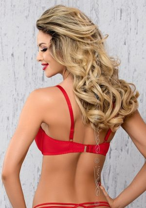 Breva Push-up BH rod - Back - Axami By Valerie
