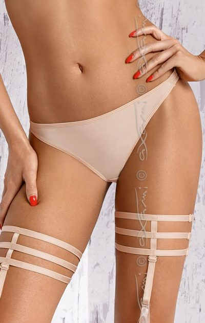 Sirocco String white - Back - Axami By Valerie