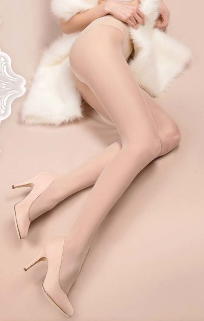 Wedding Day Stay-ups 380 white - Front - Ballerina Hosiery By Valerie