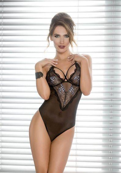 Giorgia Body sort – Back – Casmir – Lingerie By Valerie