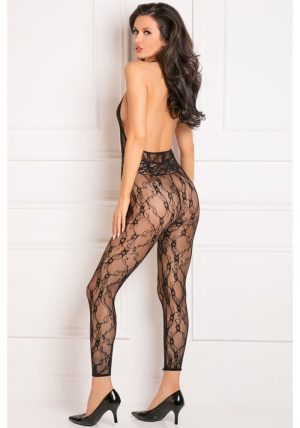 Lacy Movie Bodystocking Sort - Bak - René Rofé - Bodystocking By Valerie