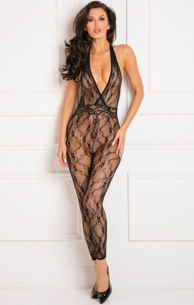 Lacy Movie Bodystocking Sort - Foran - René Rofé - Bodystocking By Valerie