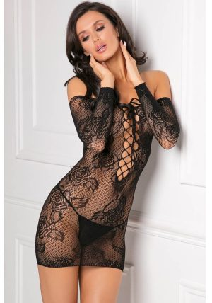 Tie Breaker Sort - Foran - René Rofé - Bodystocking By Valerie